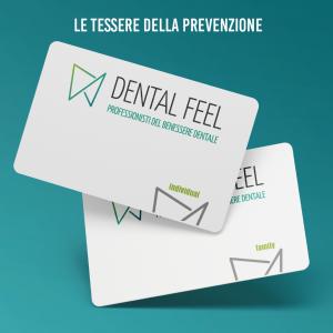 Tessere Prevenzione Dental Feel