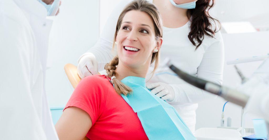 Dal dentista in gravidanza