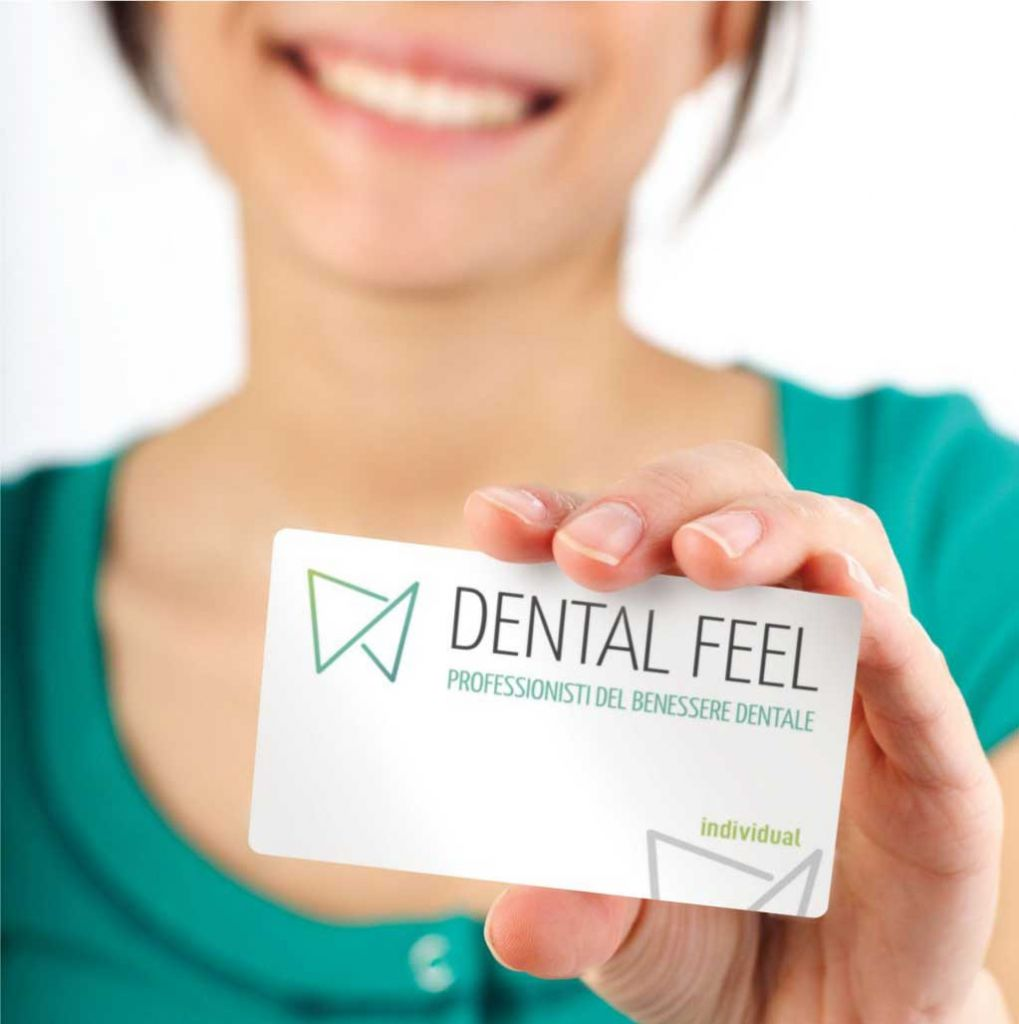 Tessera prevenzione Dental Feel