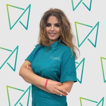 Dottoressa Rania Amiard Dental Feel